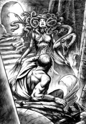 La valla de Medusa